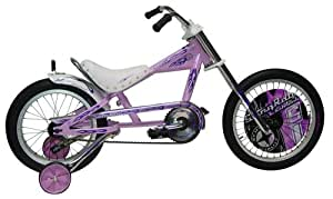 Schwinn Stingray Girls' 16-Inch Chopper Bike