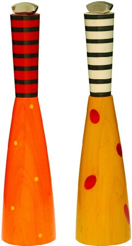 Art Pep (William Bounds Pep Art Orange/Yellow Twin Mill Set)