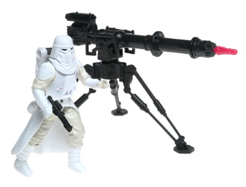 Star Wars Saga Snowtrooper-the Battle of Hoth by -