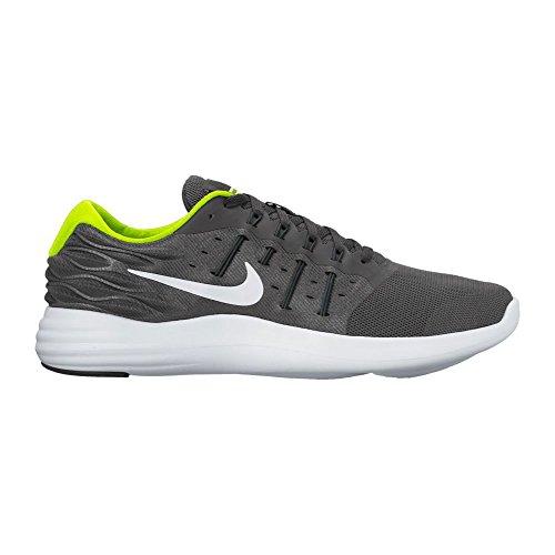 Nike - Zapatillas de running de Material Sintético para hombre verde MIDNIGHT FOG/WHITE-BLACK-VOLT
