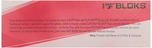 Clif Shot Gel Strawberry, 2.1 oz