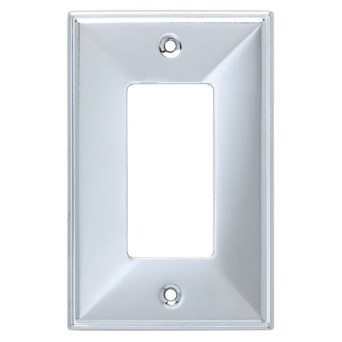 Franklin Brass 135876 Beverly Single Decorator Wall Plate / Switch Plate / Cover