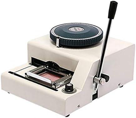 Hanchen - Máquina de impresión manual de códigos de nombre para ...