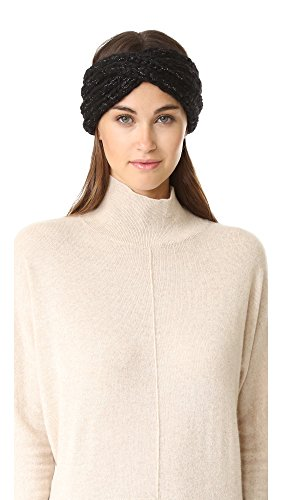 Eugenia Kim Women's Lula Headband, Black, One Size