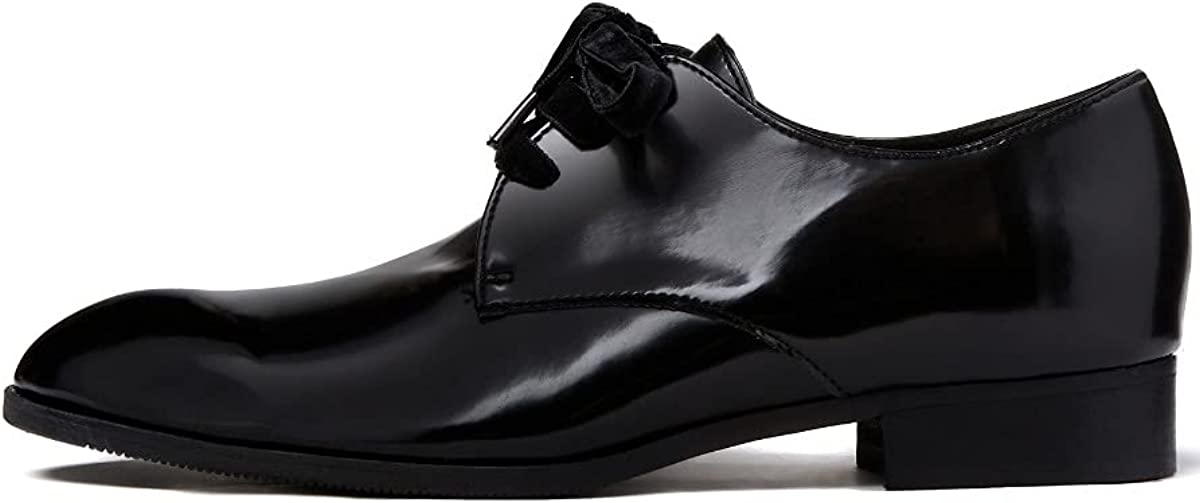 Will's Vegan Shoes Womens Luxe Derbys Black