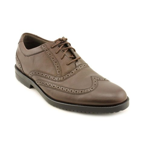 Rockport Mens Darrick Lace-Up- Brown