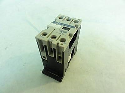 SCHNEIDER ELECTRIC Control Relay 600-Vac 10-Amp Iec CA2SK11G7 600VAC 10A