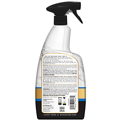 Stone Care International Granite Cleaner 32 Fluid Ounces