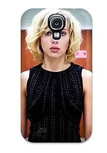 Case Cover Galaxy S4 Protective Case Lucy Scarlett Johansson 5890058K99585251