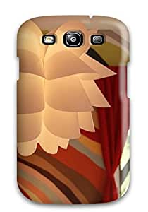 DustinHVance Snap On Hard Case Cover White Modern Pendant Light In Kids Bedroom Protector For Galaxy S3
