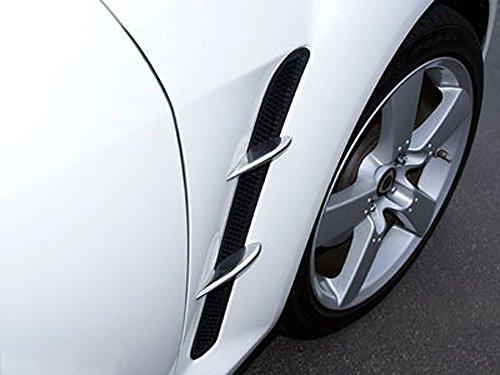 Stainless Steel Fender Vent Strakes Fits Mazda (Mazda Rx 8 Fender)