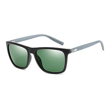 LAMAMAG Gafas de sol Gafas de Sol Polaroid Unisex Square ...