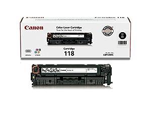 Canon Original 118 Toner Cartridge - Black Genuine