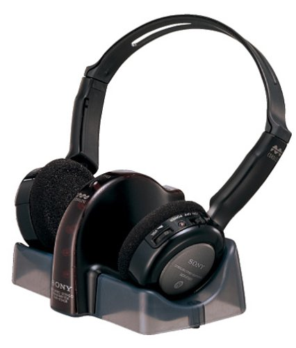 amazon com sony cordless headphone mdr if240rk home audio theater rh amazon com sony mdr-if240r manual Sony MDR- ZX100