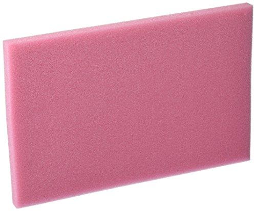 Zutter Tool it All High Density Foam Pad, 9 x 6, Pink