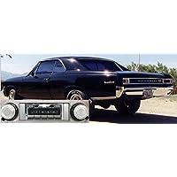 1966-1967 Chevelle Malibu USA-630 II High Power 300 watt AM FM Car Stereo/Radio with iPod Docking Cable