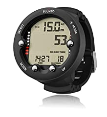 Whether you're just starting out on your diving journey or looking to explore new underwater adventures, Suunto zoop novo has everything you need. With your easy to understand key dive data available at a glance on the big, super-bright backl...