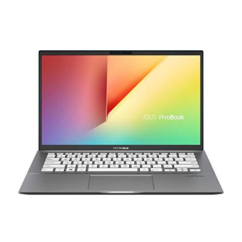 ASUS VivoBook S14 S431FA-EB515T Intel Core i5 8th Gen 14-inch FHD Thin & Light Laptop (8GB RAM/512GB PCIe SSD/Windows 10/Integrated Graphics/1.4 Kg), Gun Grey