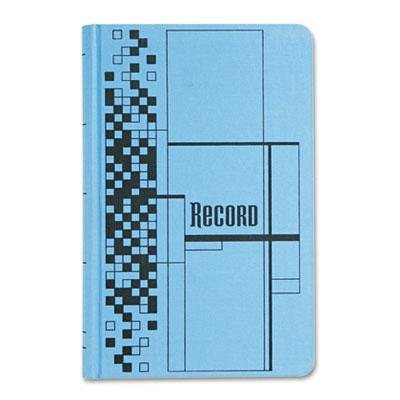 Adams Business Forms - Record Ledger Book Blue Cloth Cover 500 7 1/2 X 12 Pages ''Product Category: Forms Recordkeeping & Reference Materials/Forms & Recordkeeping Systems'' by Original Equipment Manufacture