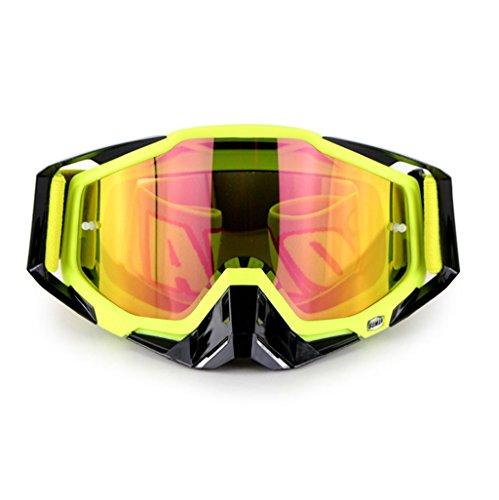 Aire Montar al esquí la Libre Gafas Prueba traviesa y de Impermeable explosiones a de a Prueba de Polvo a Campo Caballo Lente PC E qxw0wtYd