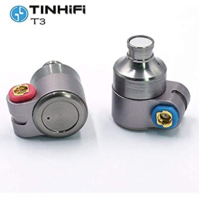 TinHIFI Tin Audio Knowles BA Dynamic Hybrid Driver Ear Earphone IEM Monitor with Gold-plated OFC SPC MMCX Cable Upgrade