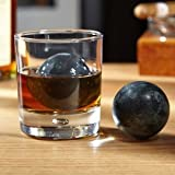 Perfect Sphere Whiskey Rocks, Set of 2