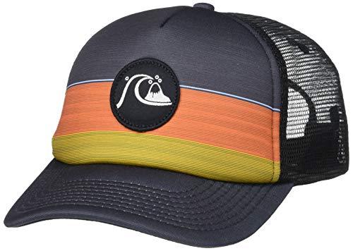 Quiksilver Men's Seasonal RIPE HAT, Ebony, 1SZ
