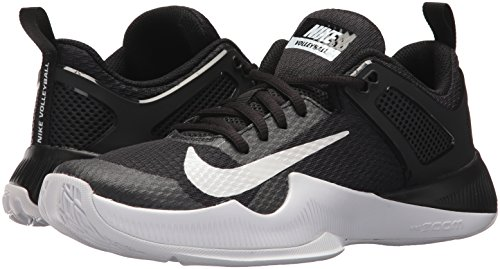 Women's white Hyperace Air Us Nike Shoes M Volleyball 7 Size Zoom Black dx7U0w