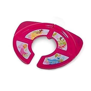 Kinder faltbarer Reise WC Aufsatz Toilettentrainer Klapp-Toalettensitz Disney Winnie Pooh