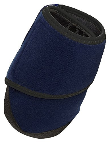 Healers Petcare Medical Dog Bootie, Single Unit - Blue by Healers