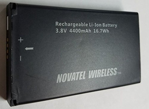 Novatel Jetpack Verizon MiFi 7730L Battery Mobile Hotspot P/N: 40123117  (Original Version)