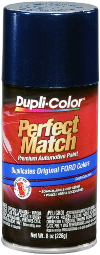 Dupli-Color BFM0294 Twilight Blue Metallic Ford Exact-Match Automotive Paint - 8 oz. Aerosol - Escort Ford 1991 Tracer Mercury
