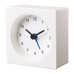 Ikea Clock Decorative Alarm Battery Operated 3