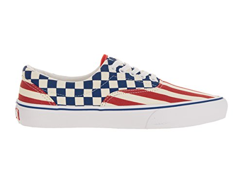 Vans Mens Era Pro (50th) Stripes / Chckrs Skate Shoe 9 Men Noi