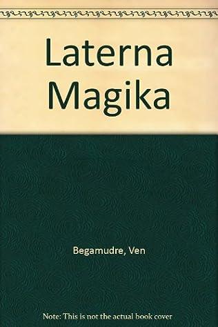 book cover of Laterna Magika
