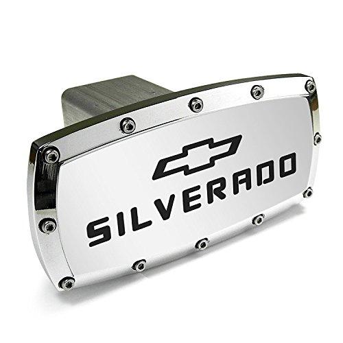 (Chevrolet Silverado Billet Aluminum Tow Hitch)