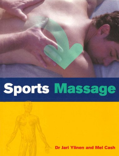 Sports Massage - Poster Training Anatomy Strength