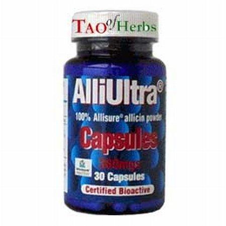 (AlliUltra Capsule - Double Strength Allisure - 360mg/30 VCaps )