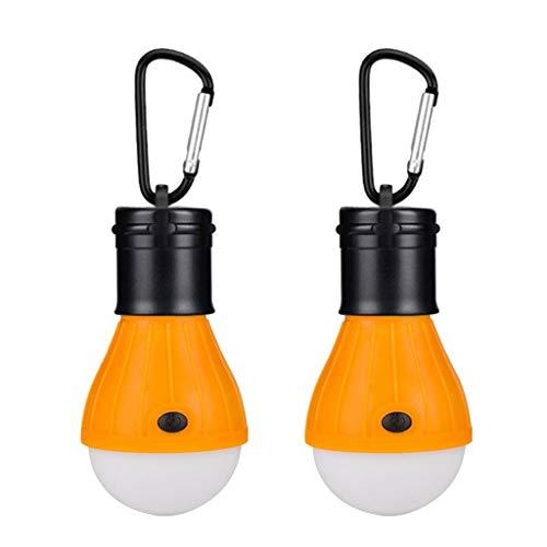 2PCS Third Gear modeOutdoor Emergency Lamp,800LM Brightness LED Camping Light,Hiking Tent Fishing Lantern Hanging Light