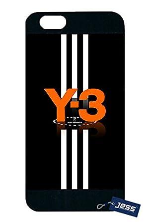 1adfb52884f iphone 6 Funda, iphone 6 caso Y-3 Logo, gracioso iphone 6 6S Carcasa ...