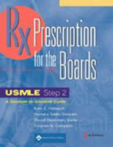 Prescription for the Boards, USMLE Step - Refund Prescription