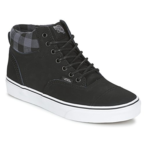 Vans Era Hi Mountain Edition Shoe - Unisex MTE Nubuck/Black 9
