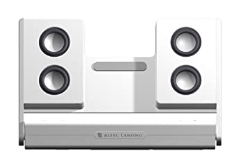 Altec Lansing Inmotion Portable Audio System For Ipod (White) 0