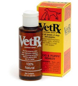 VetRx Veterinary Remedy for Dogs and Puppies (2 fl oz), My Pet Supplies
