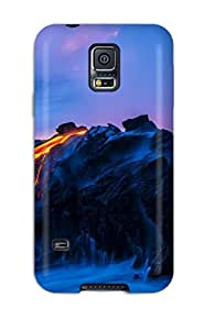 Akatsuki Galaxy Case's Shop Christmas Gifts For Galaxy Case, High Quality Magma For Galaxy S5 Cover Cases 7191415K28897148