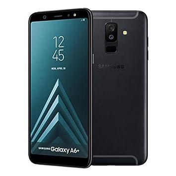 Samsung Galaxy A6 Plus Lte 32gb Sm A605fn Schwarz Sim Amazon De