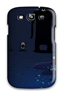 Tpu Shockproof/dirt-proof Lg Cover Case For Galaxy(s3)