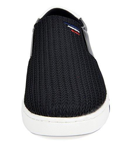 Bruno Marc Mens Ny-02 Penny Mocassins Mode Sneakers Noir