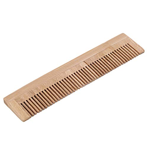 LZIYAN Bamboo Disposable Comb Hotel Hair Comb Fine Tooth Detangling Tool Hair Care Accessories by LZIYAN (Image #3)