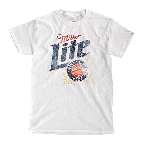 Miller Lite Beer Vintage T Shirt